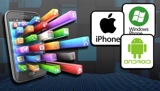 شرکت طراحی و ساخت اپلیکیشن اندروید و موبایل