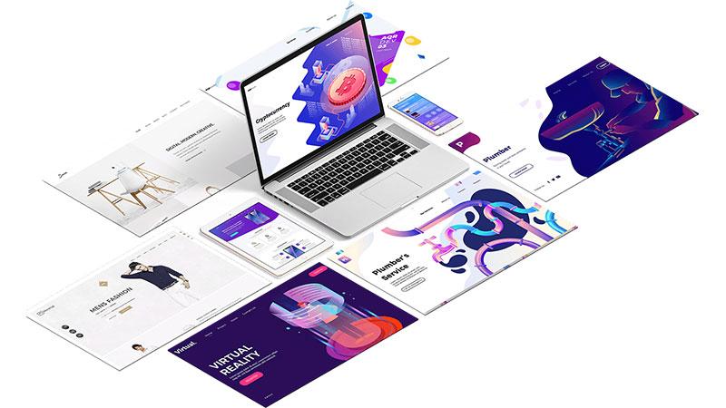 ناوبری وب سایت را ساده طراحی نمایید.